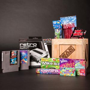 MC Retro Game Crate