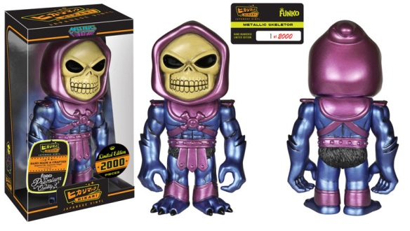 Metallic Skeletor