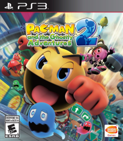 Pac-Man and the Ghostly Adventures 2 PS3 CA
