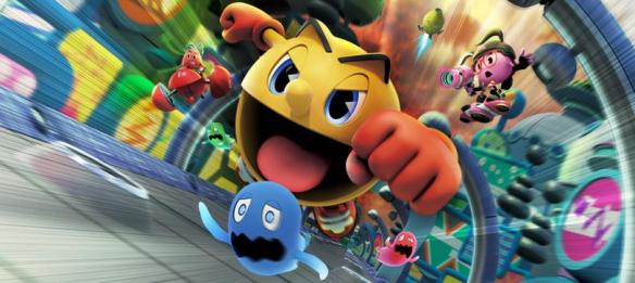 Pac-Man atGA2 banner