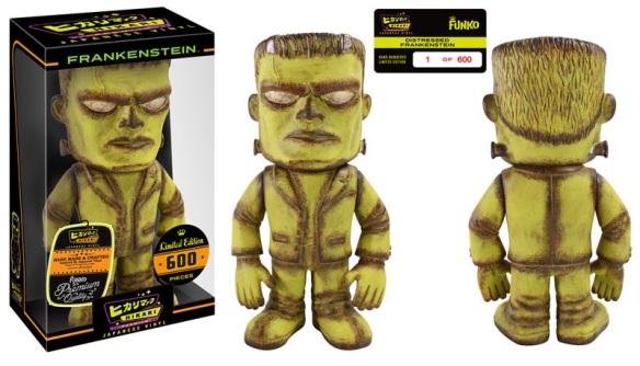 Premium Distressed Frankenstein