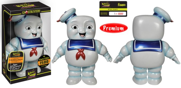 Stay Puft Premium Hikari Sofubi Figure