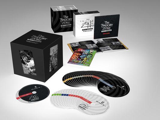 Twilight Zone Box Set