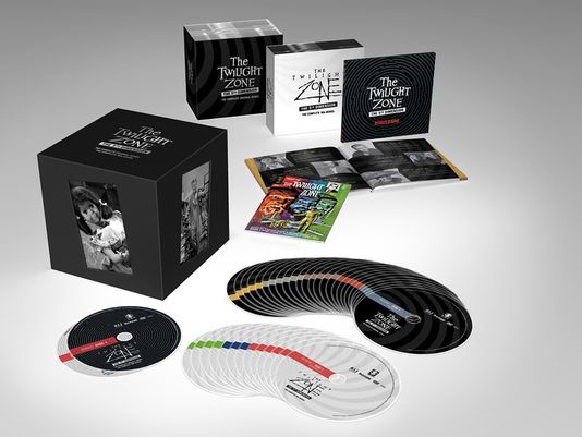 Twilight Zone Box Set