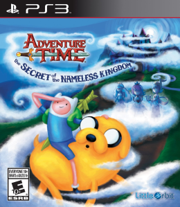 Adventure Time TSOTNK PS3