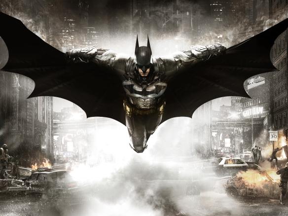 Batman Arkham Knight bg