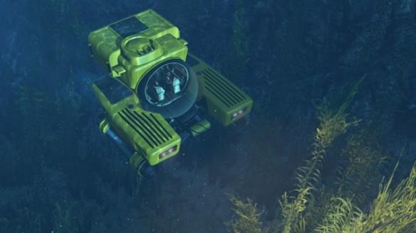 Kraken Sub