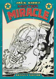Mister Miracle Artist's Edition IDW