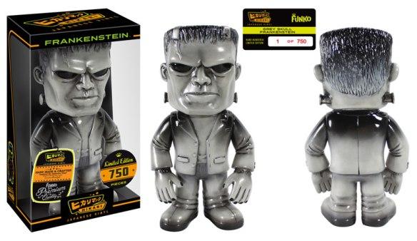 ToyZoo.com Exclusive Grey Skull Hikari Sofubi Figure