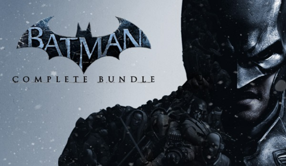 Batman Arkham Complete Bundle Stars