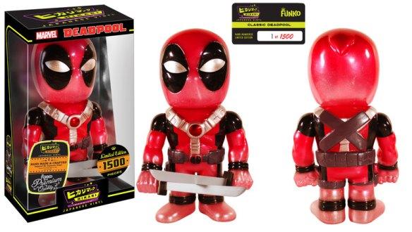 Classic Deadpool Premium Hikari Sofubi Figure