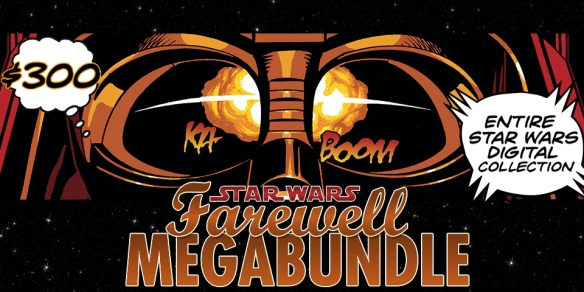 Dark Horse Star Wars Farewell Megabundle