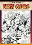 IDW Jack Kirby New Gods Artist's Edition HC