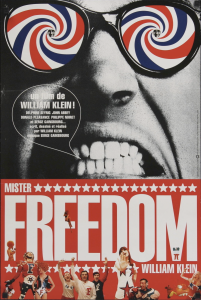 Mr Freedom Poster