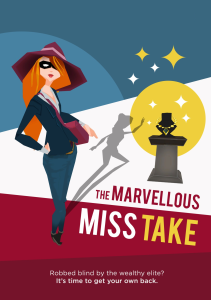The Marvellous Miss Take Poster