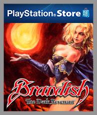 Brandish The Dark Revenant PS Store