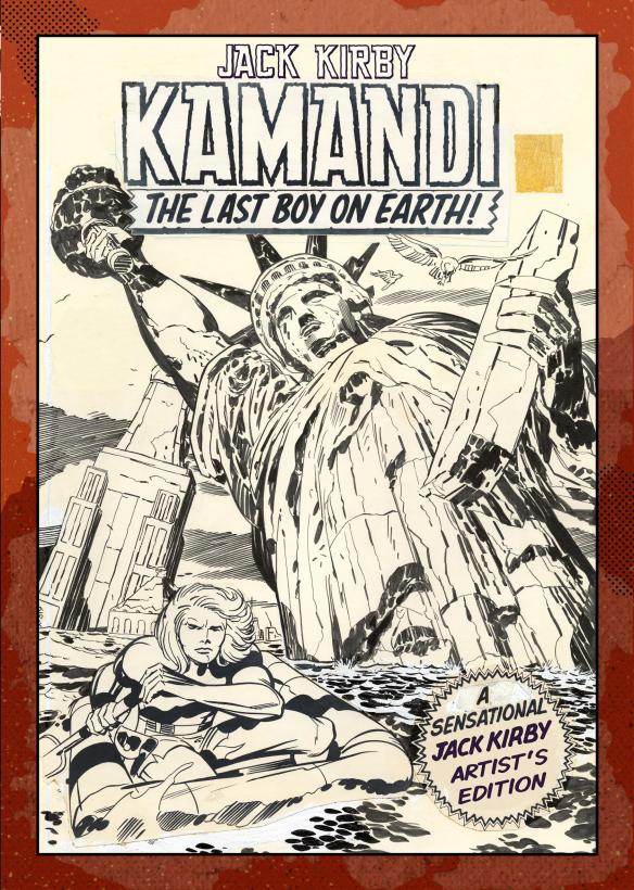 IDW Kamamdi Artist's Edition