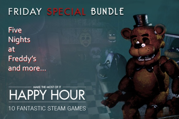 IndieGala Friday Special Bundle II