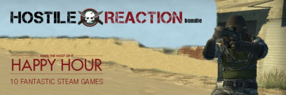 IndieGala Hostile Reaction Bundle