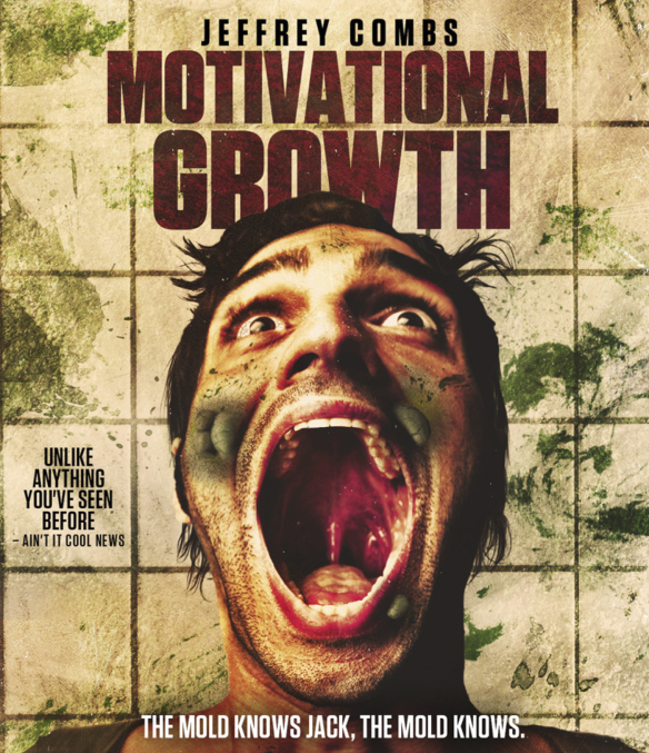 Motivational Growth Blu-Ray Cover