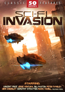 Sci-Fi Invasion Box Set