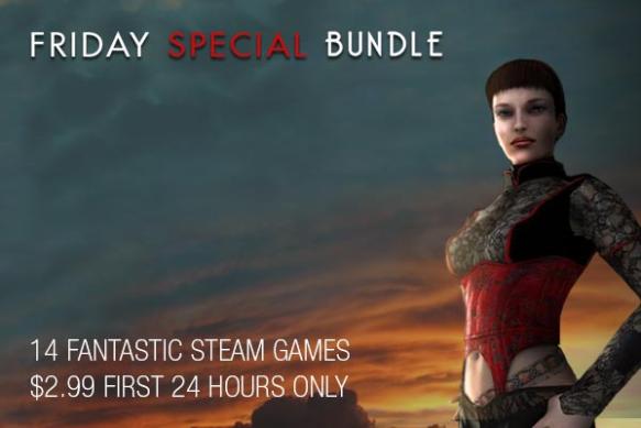 indiegala friday special bundle