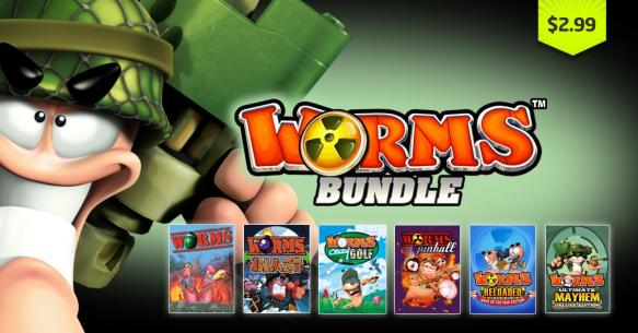 BS Worms Bundle