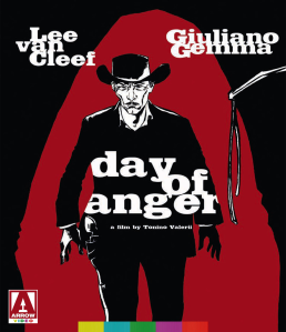 Day of Anger BRDVD