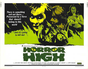 Horror High aka The Twisted Brain MP