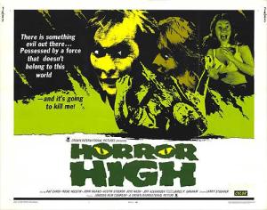 Horror High aka The Twisted Brain MP