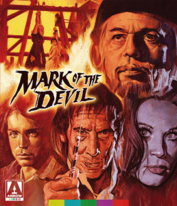 mark of the devil BR DVD