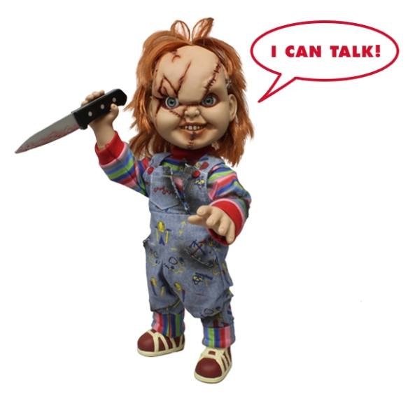 Mezco Talking Chucky