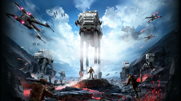 SW Battlefront Art BIG