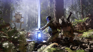 SW Battlefront Endor