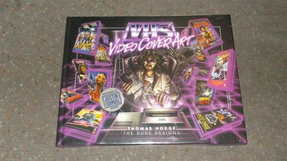 VHS Cover Art