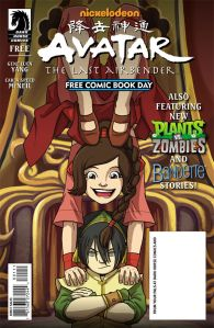 Dark Horse Kids Freebie