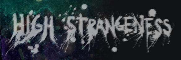 High Strangeness Logo