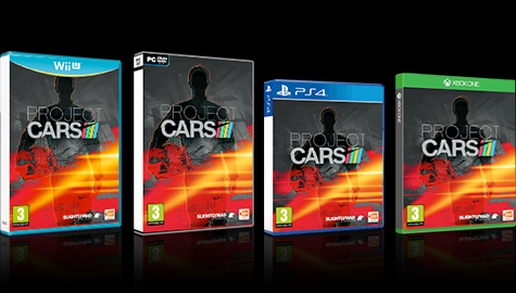 Project Cars Lineup