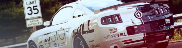 Project CARS Mustang
