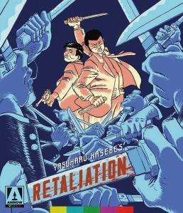 Retaliation BR_Cover