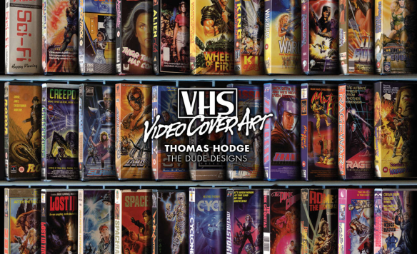 VHS Video Cover Art Covers Mix
