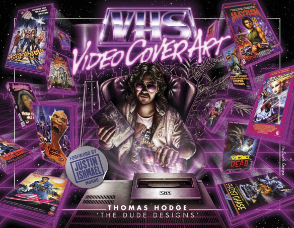 VHS Video Cover Art Large