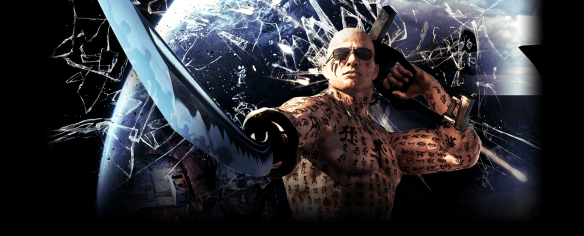 Devil's Third BG Art
