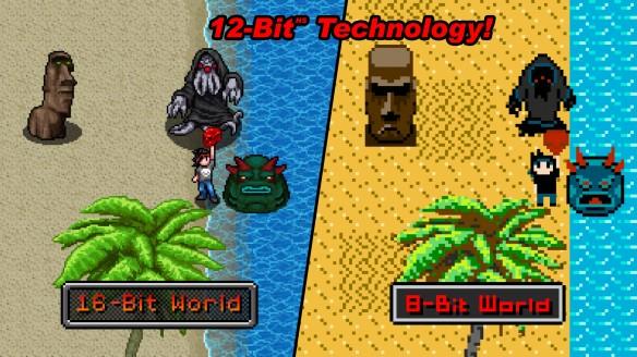 HS 12-bit technology