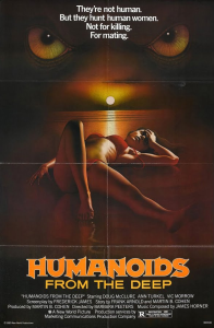 Humanoids From the Deep MP