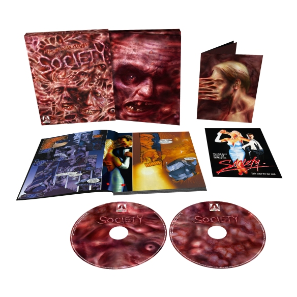 Society Blu-Ray Set