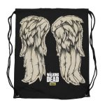 Daryl Wings Cinch Bag