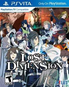 Lost Dimension Vita Final