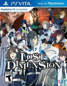 Lost Dimension Vita Final