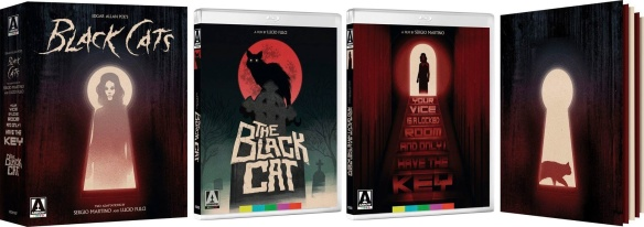 Poe's Black Cats Box Set